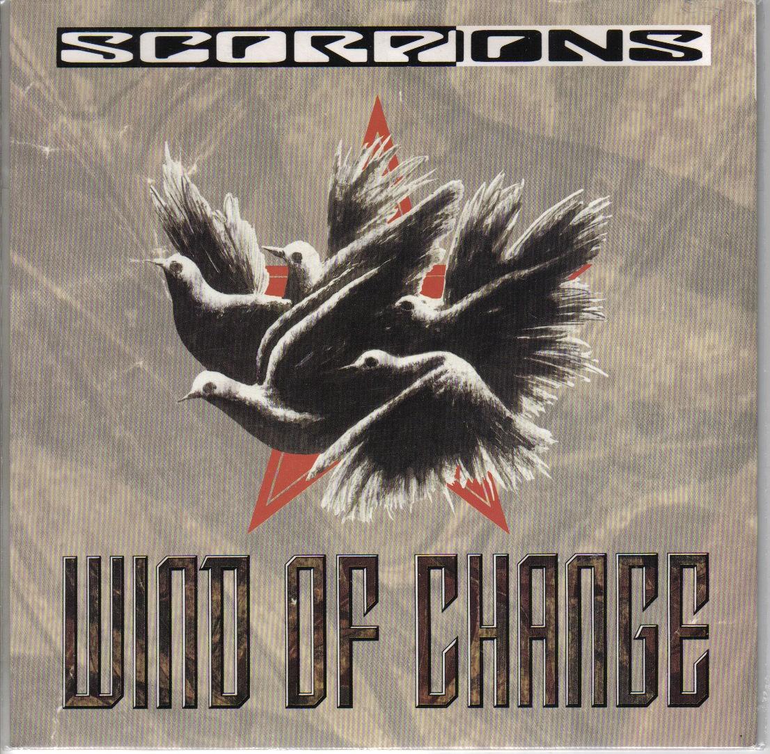 Scorpions - Wind of change, 128 Кбит